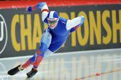 Виктор Муштаков на финальном этапе Кубка мира в Солт-Лейк-Сити обновил рекорды края на дистанциях 500 и 1000 метров