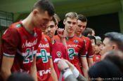 Воспитанник алтайского волейбола Роман Поталюк - победитель молодежного чемпионата России
