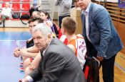 Олимпийский чемпион Мюнхена Иван Едешко принял участие в матче звезд «КЭС-Баскет» в качестве тренера
