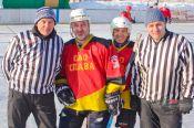 Молодость против опыта: в Камне-на-Оби хоккейный клуб «Юность» отметил юбилей