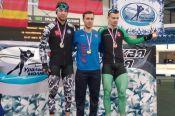 Виктор Муштаков - чемпион России в спринтерском многоборье