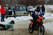 В Павловске завершился зимний сезон мотоэкипажей