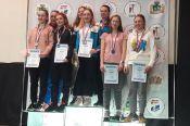 Алтайские биатлонистки - бронзовые призёры первенства России среди спортсменов 16-17 лет