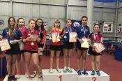 Юные алтайские спортсмены завоевали три медали на первенстве Сибири