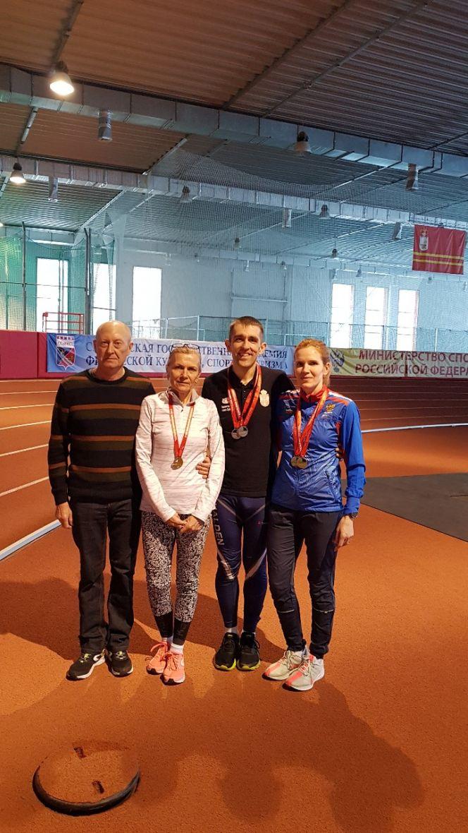 Алтайские спортсмены на чемпионате России в Смоленске