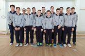 14 команд приняли участие в краевом юношеском первенстве в Змеиногорске