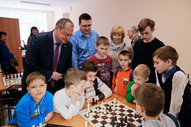 В Бийске открылся филиал Краевого шахматного клуба
