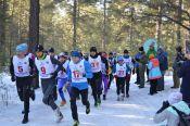 В Барнауле впервые провели зимний триатлон