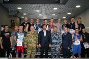 В Барнауле прошёл чемпионат по боксу среди сотрудников Управления Росгвардии по Алтайскому краю