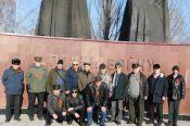 Ветераны шахмат Барнаула  и Алейска сыграли на турнире в рамках «Эстафеты Победы»