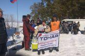 В Рубцовске прошел лично-командный чемпионат по ловле рыбы на мормышку среди трудовых коллективов