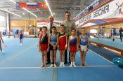 Юные гимнасты края стали победителями и призерами «Кузбасской весны»