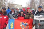 Команда Алтайского края - чемпион России по ловле на мормышку со льда