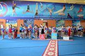 100 сильнейших юных гимнастов из Сибирского федерального округа приняли участие в Кубке космонавтики в Бийске