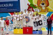 Команда алтайских лучниц – серебряный призёр чемпионата Кемеровской области по стрельбе из лука в помещении