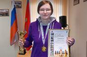 Дарья Ануфриенко – чемпионка среди студентов