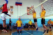 Турнир по волейболу в Бурле
