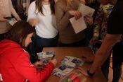 Чемпионка Всемирной универсиады-2019 Яна Кирпиченко встретилась с учащимися Алтайского училища олимпийского резерва