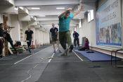 С самолета - к барьерам: Сергей Шубенков провёл тренировку в первый день своего возвращения домой со сборов в Сочи