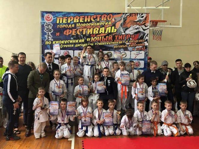 Команда Барнаула выиграла первенство Новосибирска