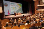 Губернатор Виктор Томенко о спорте в отчёте перед депутатами Алтайского краевого Законодательного Собрания