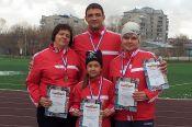 Семейная команда из Новичихинского района примет участие во всероссийском этапе фестиваля ГТО