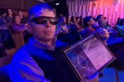 Председатель Алтайского регионального отделения Федерации спорта слепых  Андрей Фефелов отмечен дипломом краевой премии «Гражданская инициатива»