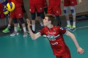 Воспитанник алтайского волейбола Роман Поталюк выиграл Кубок Молодежной лиги в составе «Локомотива-ЦИВС»