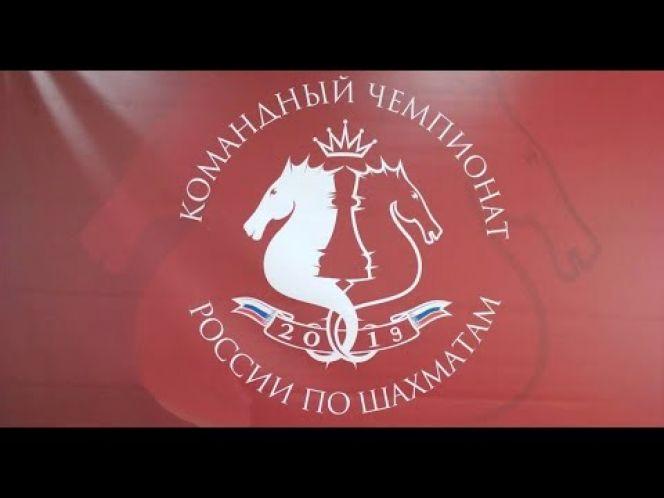 Сборная Алтайского края дебютировала на командном чемпионате России