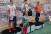 Воспитанник СШОР «Обь» Илья Шилкин завоевал серебряную медаль в первый день юношеского первенства России в Волгогораде