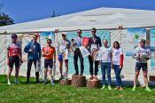 На «Бирюзовой Катуни» определились победители и призеры открытого чемпионата края по дуатлону