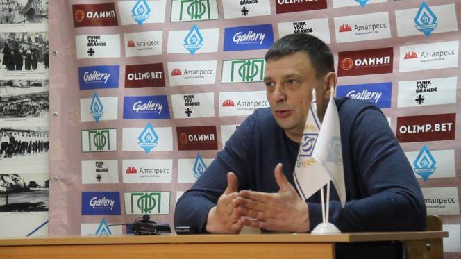 Александр Суровцев: «Единственное место, к которому мы должны стремиться – первое»