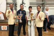 Спортсмены Алтайского края завоевали общекомандное серебро на первенстве России