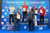 Алексей Каратаев - бронзовый призёр юниорского первенства России