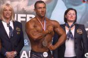 Александр Барбашин выиграл титул чемпиона Европы