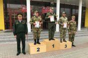 Команда краевого Управления Росгвардии стала победителем окружного чемпионата