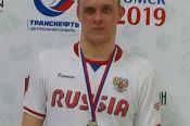 Яков Стрюков из Бийска завоевал две медали чемпионата России