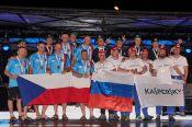 Барнаульская команда «Рафт 22» на чемпионате мира заняла четвёртое место в категории «ветераны»