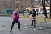 Анастасия Кожухова из Барнаула заняла четвёртое место на Кубке России по легкоатлетическому многоборью среди юниорок до 23 лет