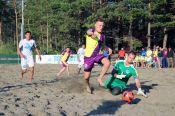В Барнауле прошёл первый этап Евразийской лиги по пляжному футболу (много фотографий!)