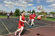 В Верх-Катунском завершились отборочные соревнования по баскетболу среди женских команд на олимпиаду сельских спортсменов Бийского района