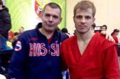 Сергей Крикунов - бронзовый призер чемпионата России по спорту глухих (самбо)
