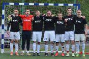 Команда БЮИ МВД - победитель чемпионата KFC-2019 по мини-футболу
