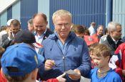 Вячеслав Фетисов: «На «Белокурихе-2» есть все условия для реабилитации без отрыва от тренировок»