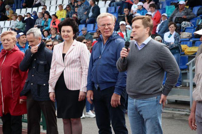 В Барнауле состоялась летняя краевая Спартакиада работников здравоохранения (фото)