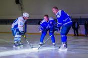 Исторический гол Томенко и феерия Фетисова: как чиновники и депутаты сыграли в Бочкарях в хоккей