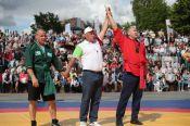Двое спортсменов из Алтайского края стали серебряными призёрами федерального сабантуя