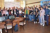 Комментаторы «Матч-ТВ» в Барнауле: день первый