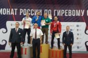 Константин Баев завоевал серебро чемпионата России в рывке