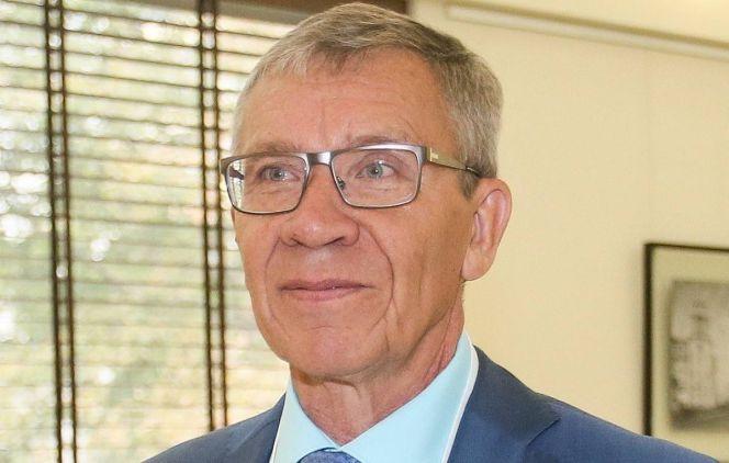 Виктор Горлов, президент Детской футбольной лиги
